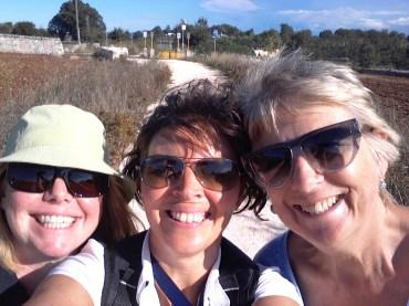 Selfie - Janet, Samantha, Jane