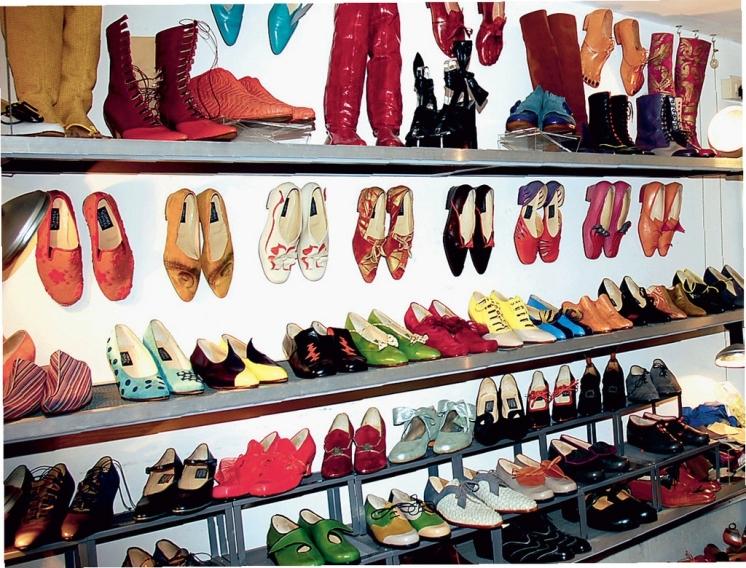 Venice - artisan shoes