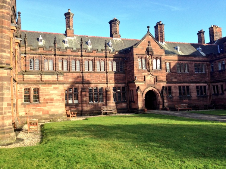 Gladstone's Library, Hawarden, North Wales