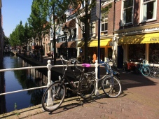 Delft - historic centre