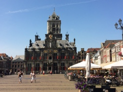 Delft - The Town Hall