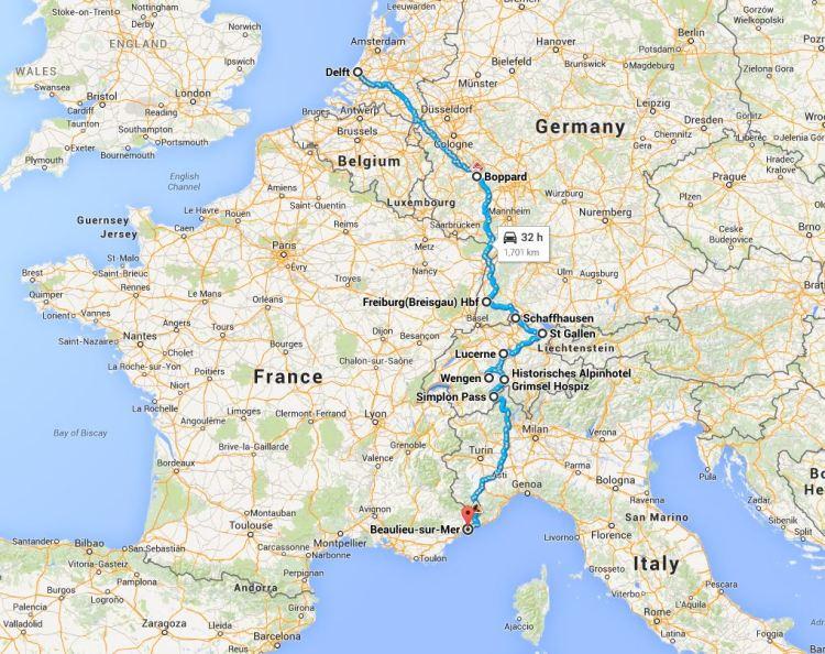 Road Trip - July 2014