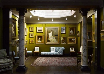 The Silk Room - first floor