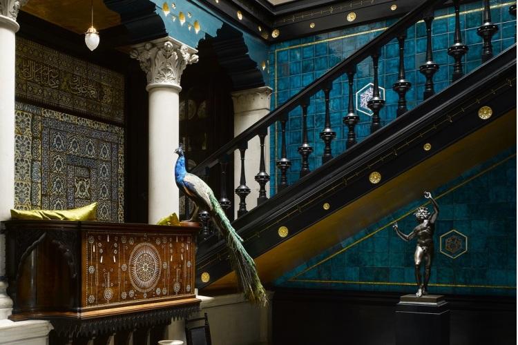 The Hall, Leighton House