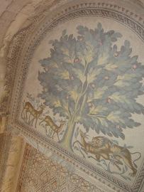 Jericho - Hisham's Palace - mosaic