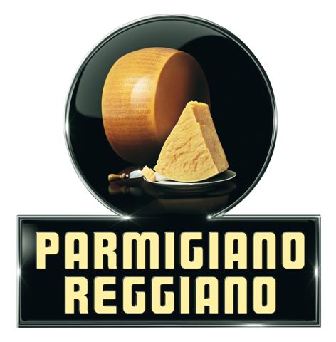 Parmigiano Reggiano Consortium Logo - Look out for this logo! It guarantees quality and flavour and authenticity.