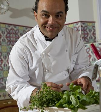 Chef Giuseppe d'Aquino