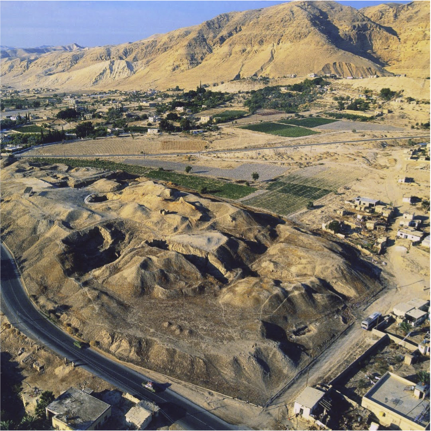 Jericho tell site the educated traveller for Jericho house