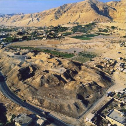 Jericho - ancient city