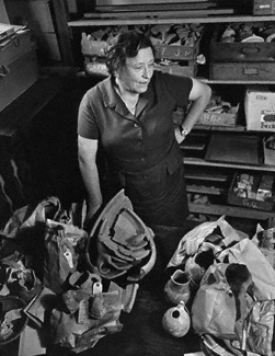 Kathleen Kenyon - archaeologist