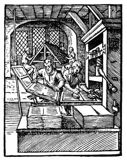 The printers at work 1568