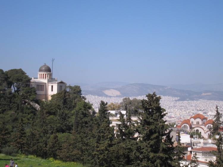 Athens- National  Observatory