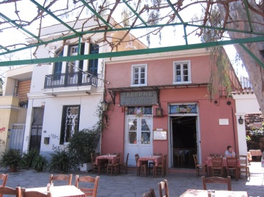 Taverna, Plaka District