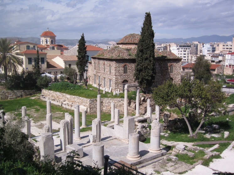 Athens - The Agora