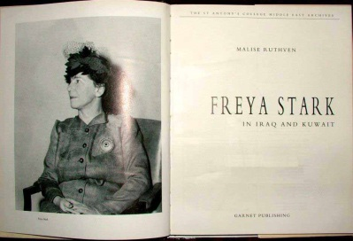 Freya in the 1950's
