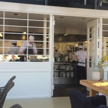 The Open Kitchen - peaceful and tranquil!
