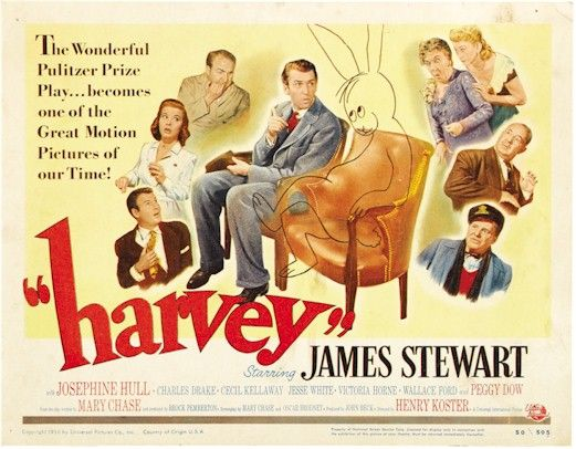 Harvey - movie starring James Stewart