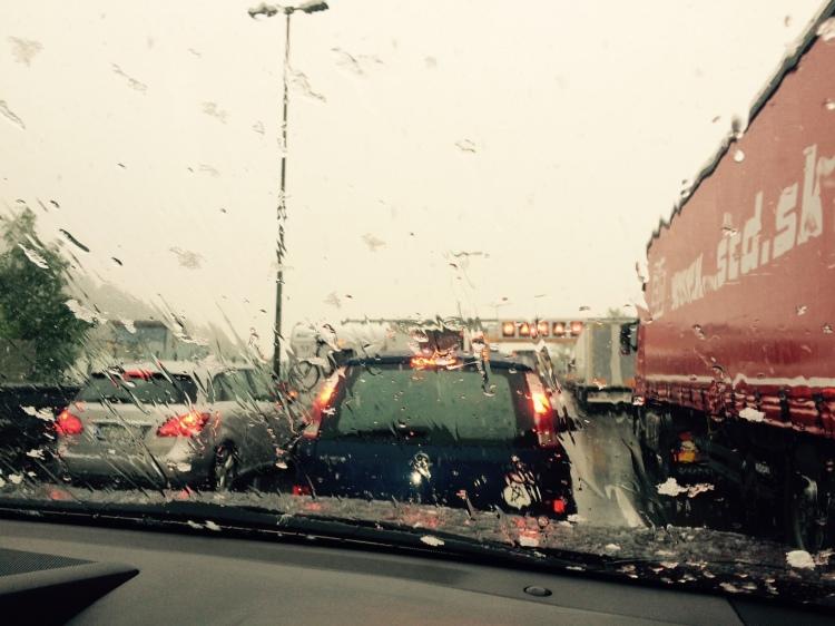 BP - motorway