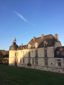 Chateau d'Etoges, Champagne District, Northern France