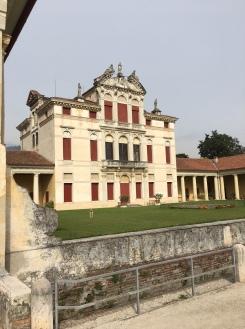 Villa Angarano - facade
