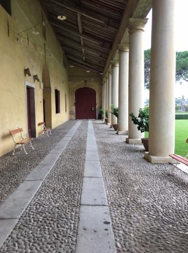 Barchessa - Villa Angarano