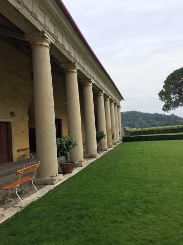 Loggia - Villa Angarano