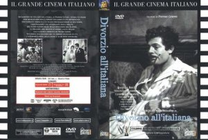 Divorce Italian Style (cover)