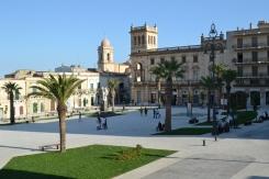 Elegant Baroque Architecture, Sicily