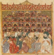 Abbasid Scholars, House of Wisdom - 12th century