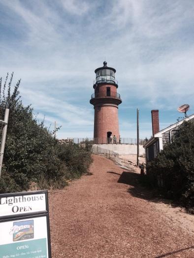 The Gay Head Lighthouse at Aquinnah