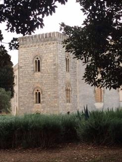 Donnafugata Castle, used in filming Montalbano