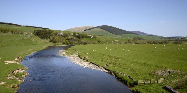 River Clyde, Scotland