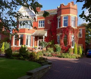 A Victorian house in Birkdale, Southport