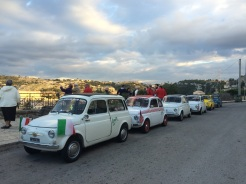 Modica - Fiat 500 convention