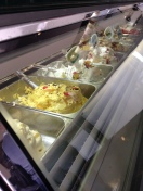 You can't beat a Sicilian gelateria