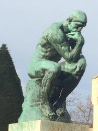 Rodin's Le Penseur