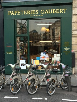 Specialist paper shop, Paris