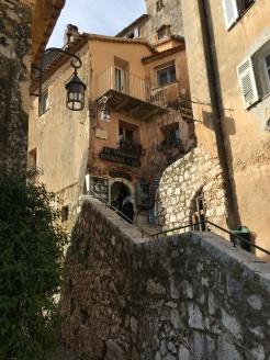 Eze - medieval village