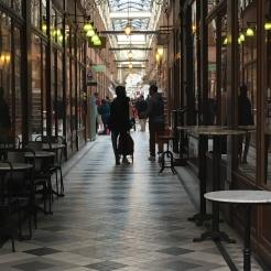 A Parisian Arcade