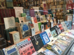Typical bookshop in the 9th...