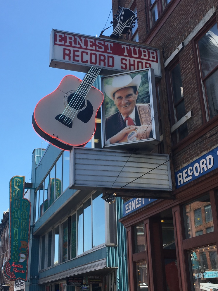 Ernest Tubb's on Broadway