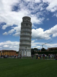 The Leaning Tower (Bell Tower) of Pisa