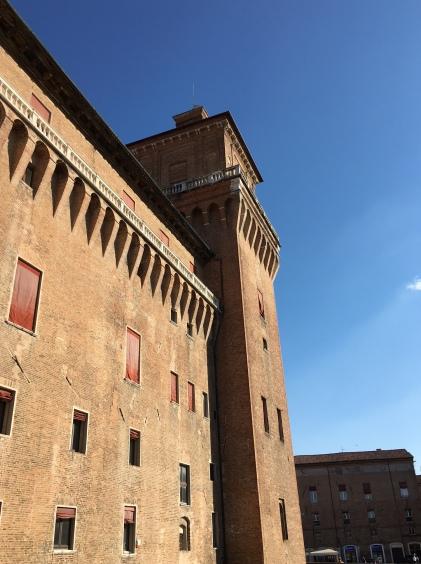 Castello Estense, Ferrara