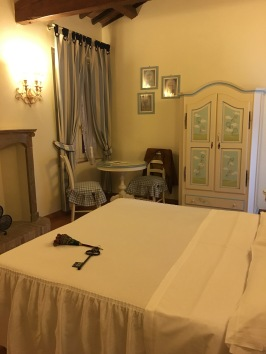 Bedroom at Principessa Leonora