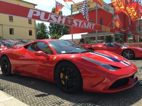 Fabulous Ferraris to drive