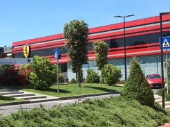 One of the Ferrari Factory units