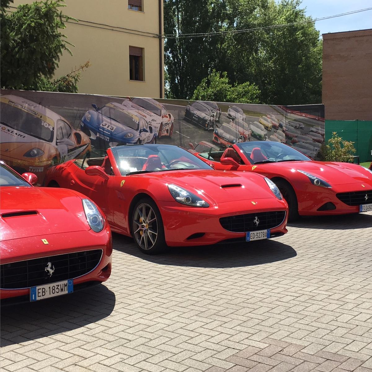 Ferrari Italy: Maranello, Emilia Romagna, Italy