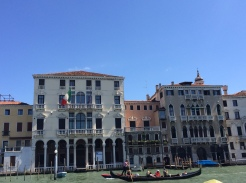 Palaces line the Grand Canal