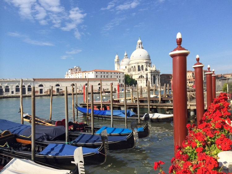 Venice - La Salute and Dogana - June 2015 - www.educated-traveller.com