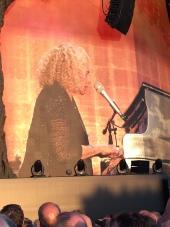 Carole King on the big screen - 03 July, 2016 - Hyde Park, London